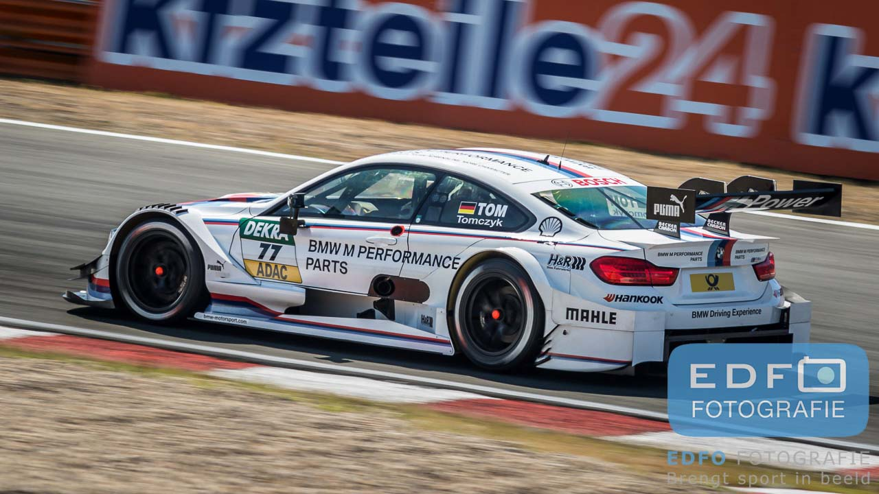 Martin Tomczyk - BMW M4 DTM - DTM Zandvoort - Circuit Park Zandvoort