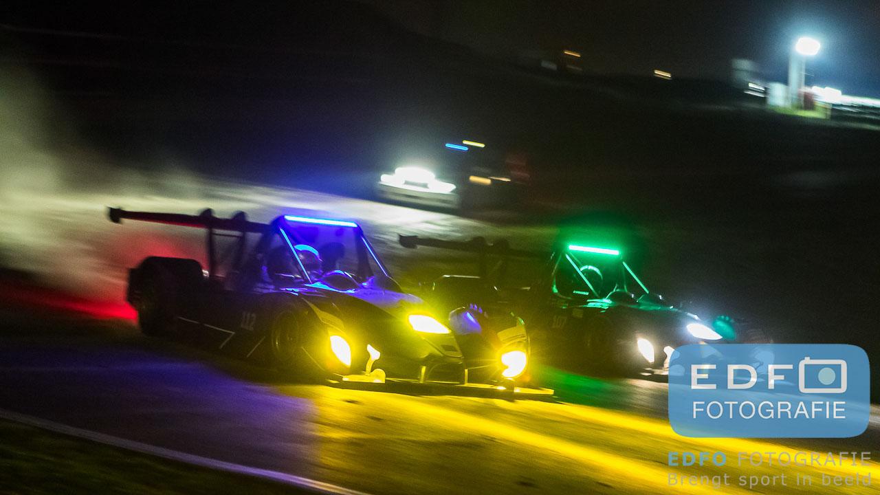 Kris Cools en Pim van Riet winnen de Nieuwjaarsrace 2016 op Circuit Park Zandvoort